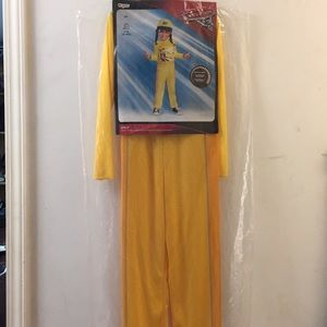 Disney Pixar Cruz Car 3 Toddler Girls Costume